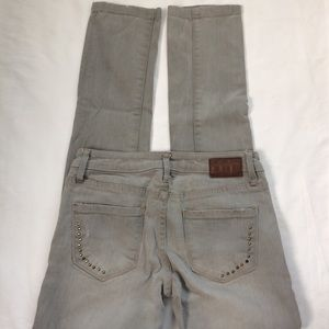 Converse Skinny Jeans Sz 2